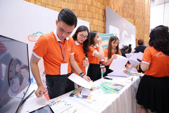 Đào Tạo Nội Bộ đến với Triển lãm Vietnam HR Summit